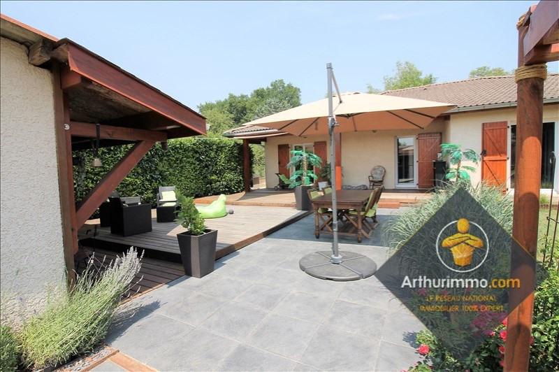 Vente maison / villa Tignieu jameyzieu 319000€ - Photo 1