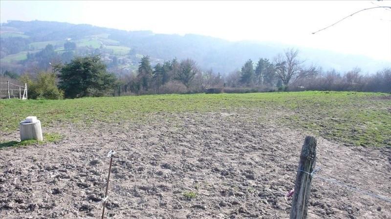 Vente terrain Courpiere 18000€ - Photo 1