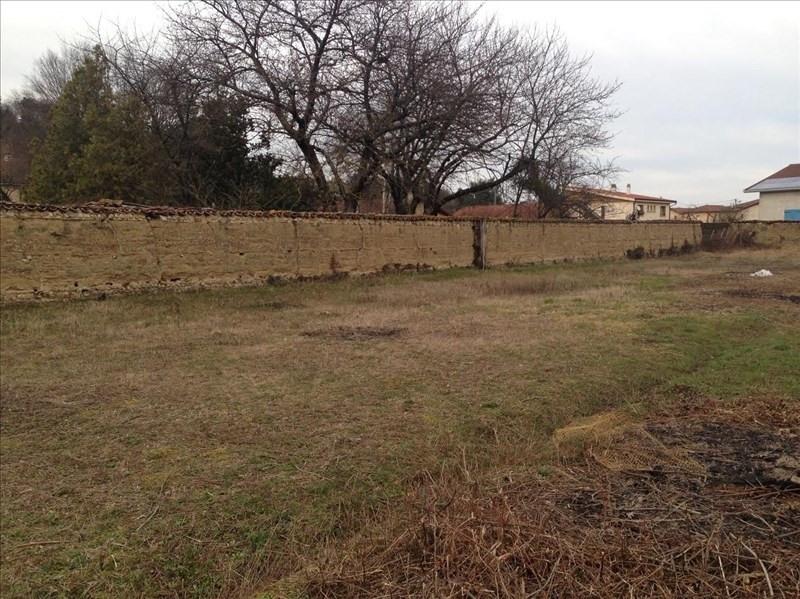 Verkoop  stukken grond Oytier st oblas 167000€ - Foto 2