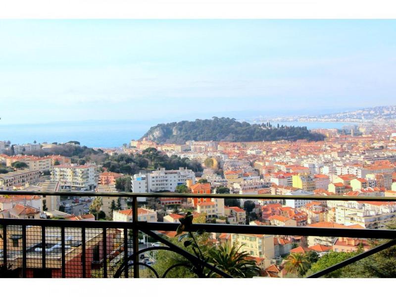 Vente appartement Nice 548000€ - Photo 1