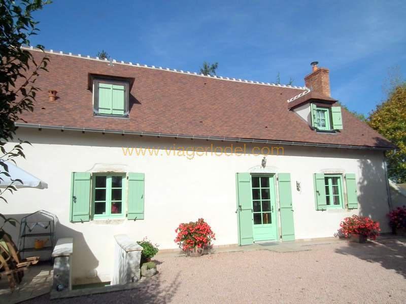 Lijfrente  huis Crechy 99000€ - Foto 2