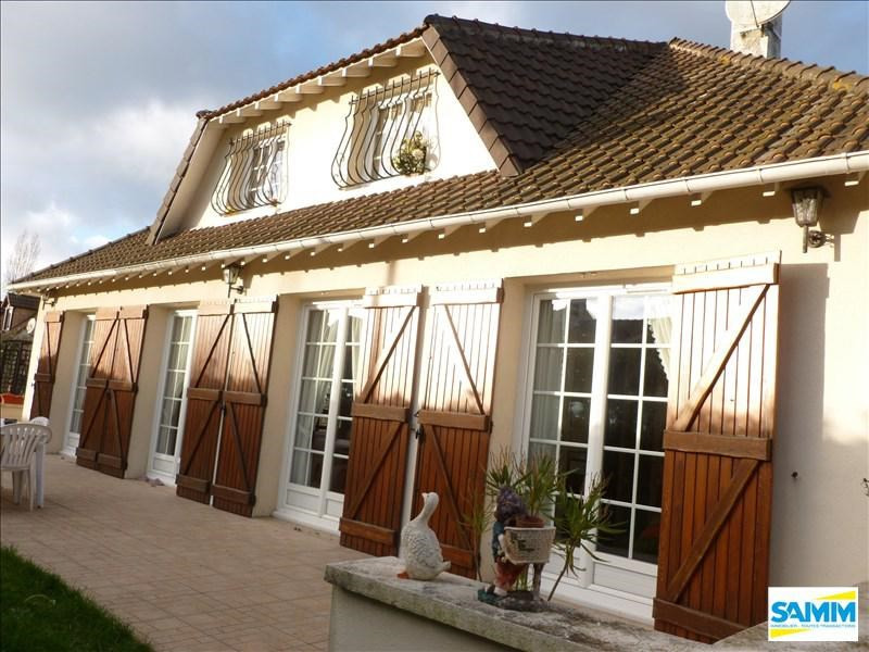 Vente maison / villa Mennecy 310900€ - Photo 1