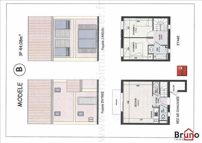 Vente maison / villa Cayeux sur mer 124900€ - Photo 2