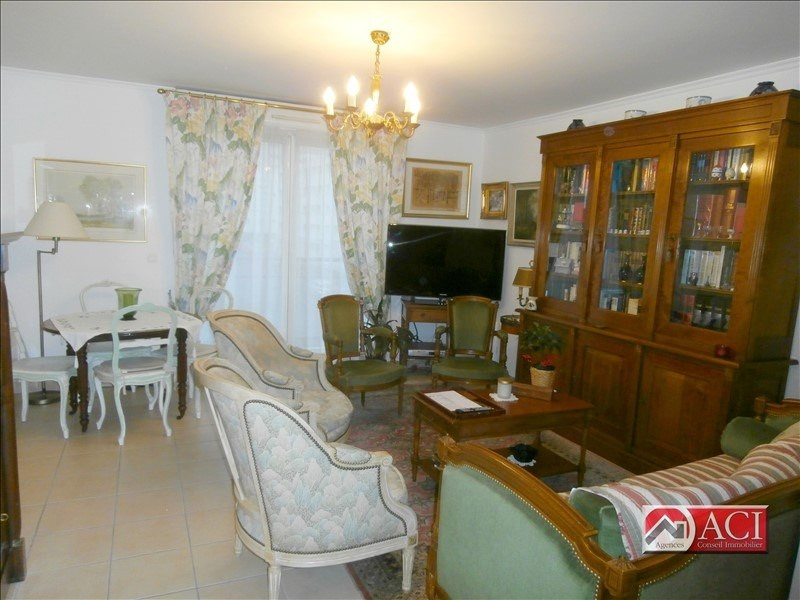 Sale apartment Montmagny 185500€ - Picture 2