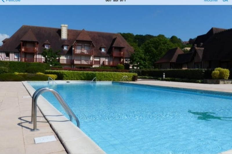 Vente de prestige appartement Deauville 279 000€ - Photo 7