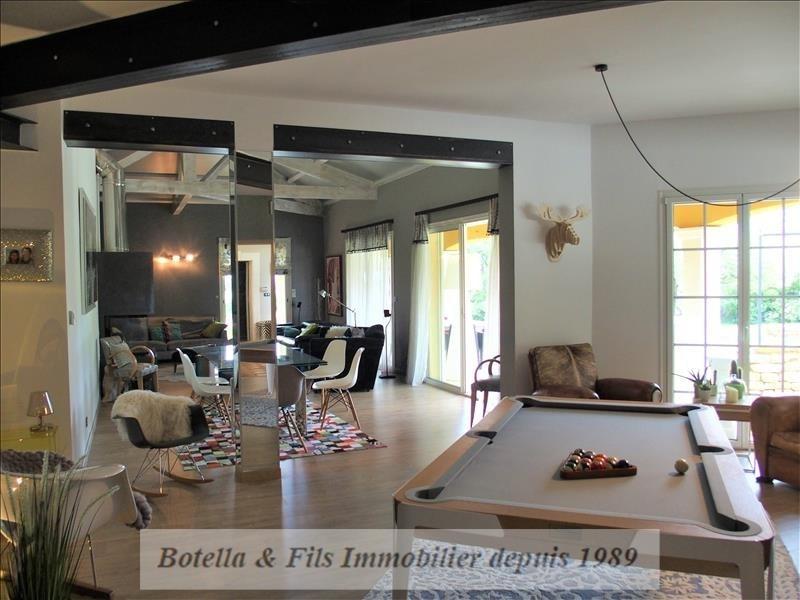 Deluxe sale house / villa Uzes 789500€ - Picture 2