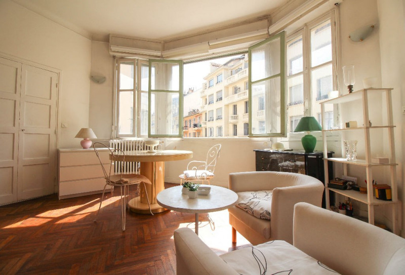 Vente appartement Nice 199000€ - Photo 1