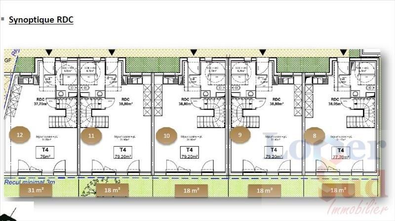 Produit d'investissement maison / villa Perols 225000€ - Photo 4