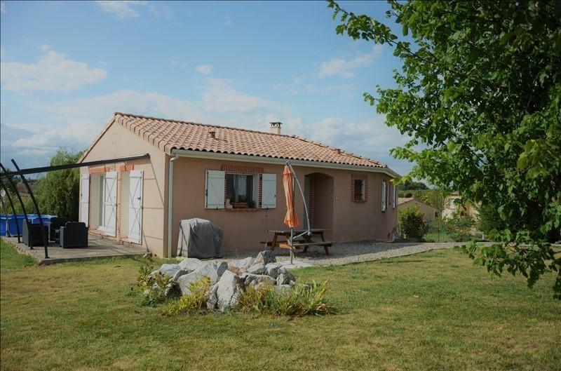 Sale house / villa Caraman 279000€ - Picture 1