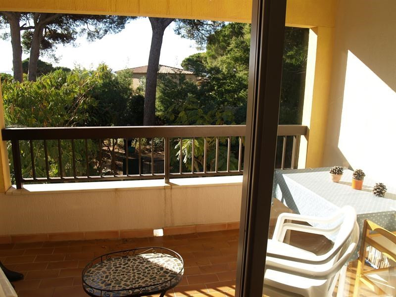 Sale apartment Les issambres 159 000€ - Picture 4