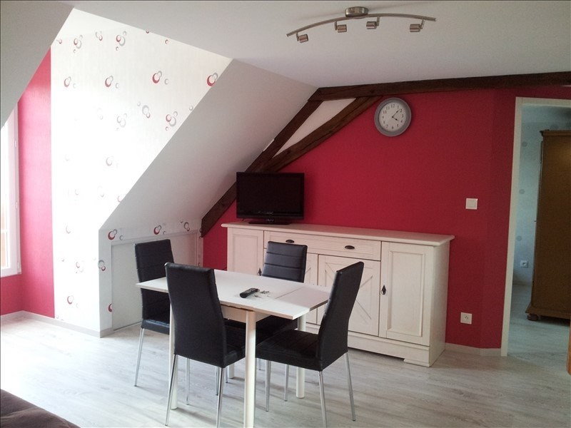 Rental apartment Monnaie 450€ CC - Picture 1
