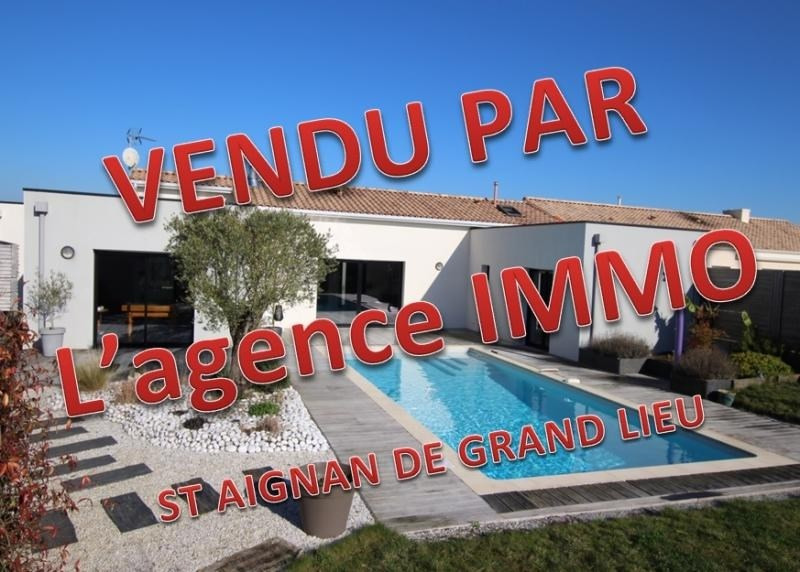 Vente maison / villa La chevroliere 440 000€ - Photo 1