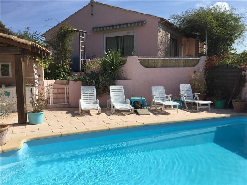 Vente maison / villa Vernegues 386000€ - Photo 1