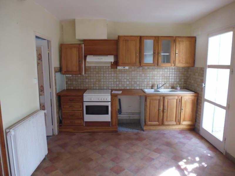 Vente maison / villa Poitiers 138000€ -  3