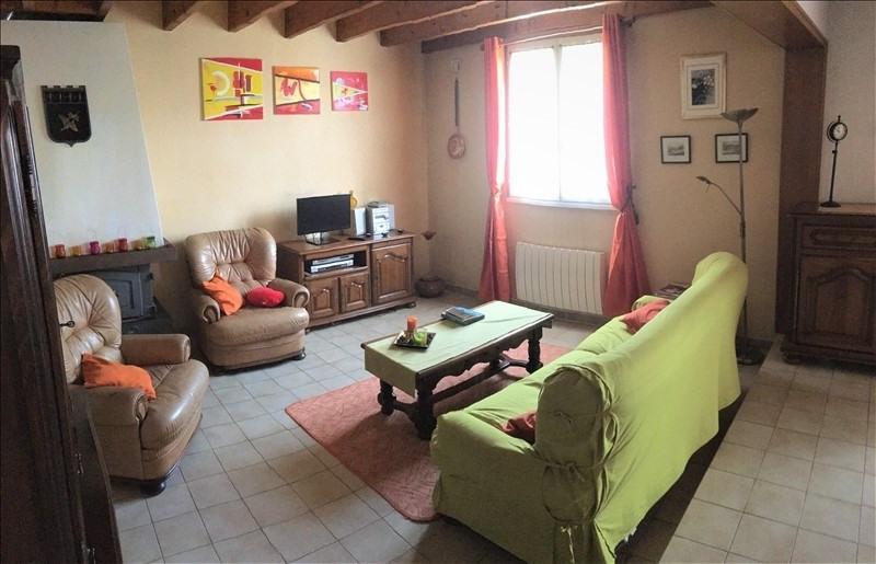 Vente maison / villa Savigny levescault 184000€ - Photo 3