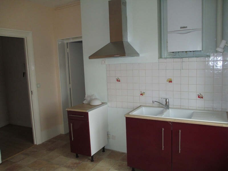 Rental apartment Neuilly en thelle 610€ CC - Picture 3