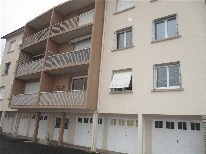 Vente appartement Niort 98440€ - Photo 7