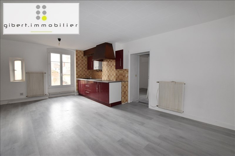 Sale apartment Le puy en velay 59 500€ - Picture 1
