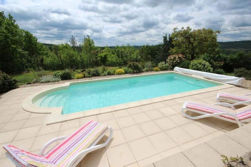 Sale house / villa Verfeil sur seye 349000€ - Picture 9