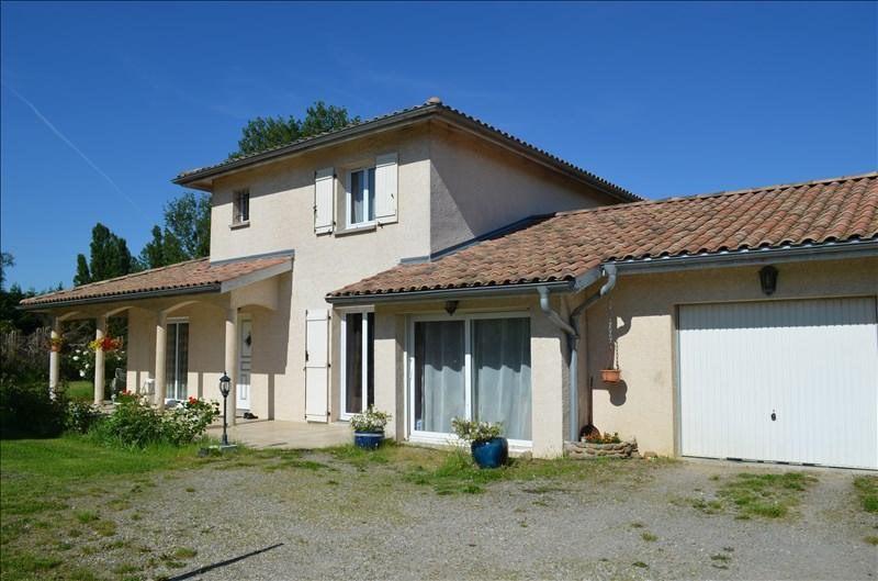 Sale house / villa Montseveroux 343000€ - Picture 4