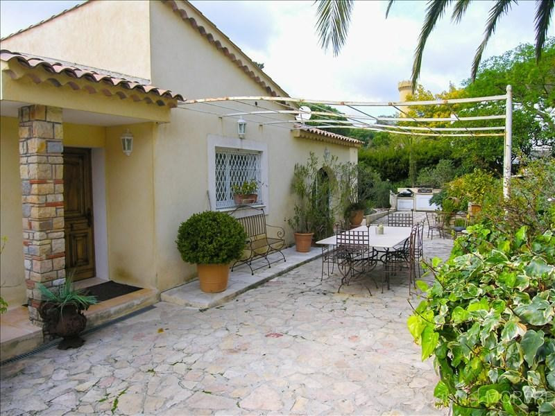 Deluxe sale house / villa Vallauris 1 575 000€ - Picture 3