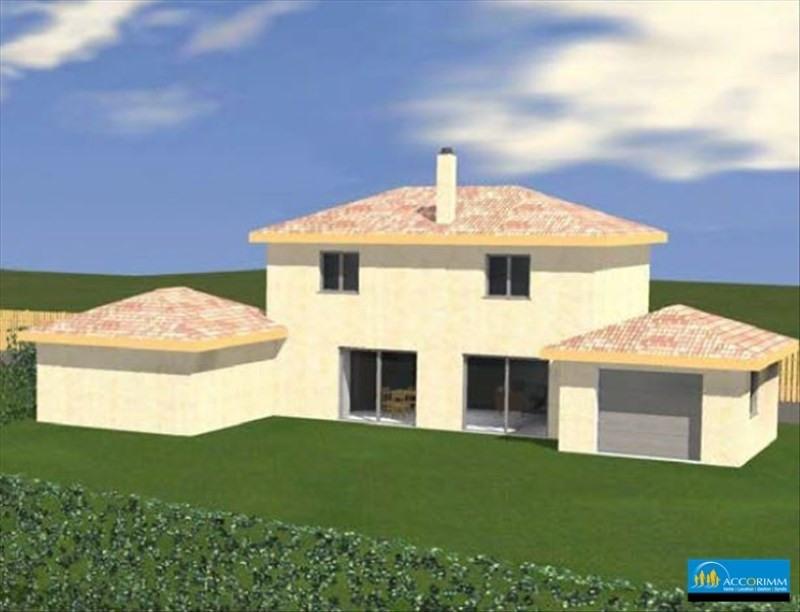 Vente maison / villa St pierre de chandieu 460000€ - Photo 1