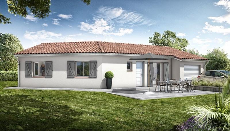 Maison  5 pièces + Terrain 750 m² Viviers-Lès-Montagnes par MAISONS BATI FRANCE CASTRES