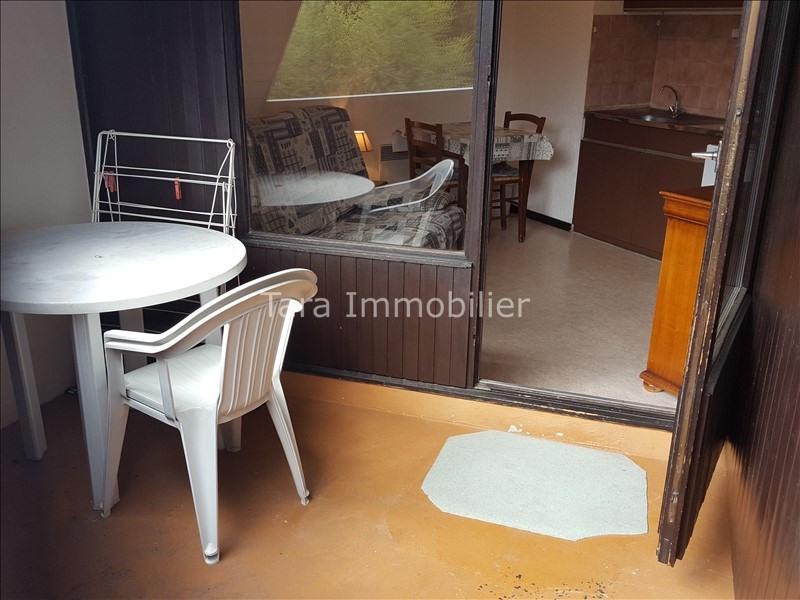 Sale apartment Chamonix mont blanc 137000€ - Picture 4