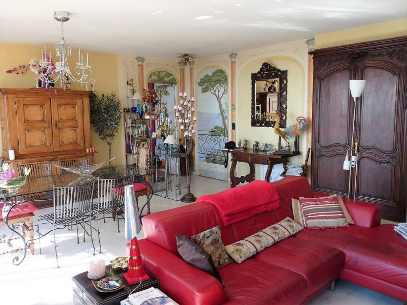 Vente de prestige appartement Nice 1295000€ - Photo 2