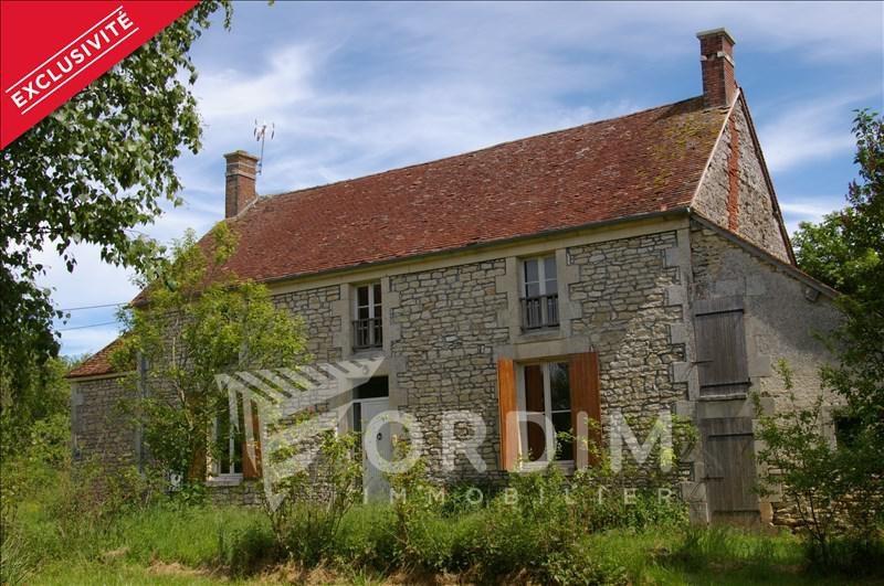 Sale house / villa St sauveur en puisaye 121000€ - Picture 1