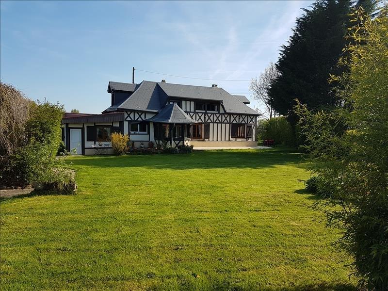 Sale house / villa Lyons la foret 219320€ - Picture 4