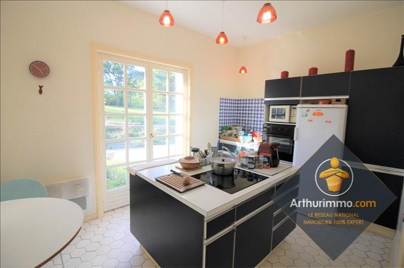 Sale house / villa Tignieu jameyzieu 398000€ - Picture 5