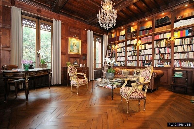 Venta de prestigio  casa Nancy 895000€ - Fotografía 5