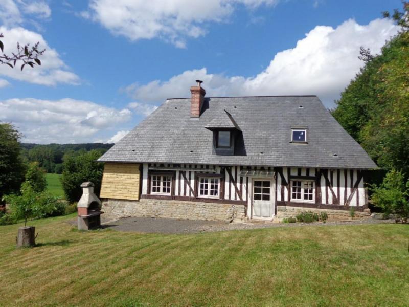 Vente maison / villa Lisieux 135000€ - Photo 1