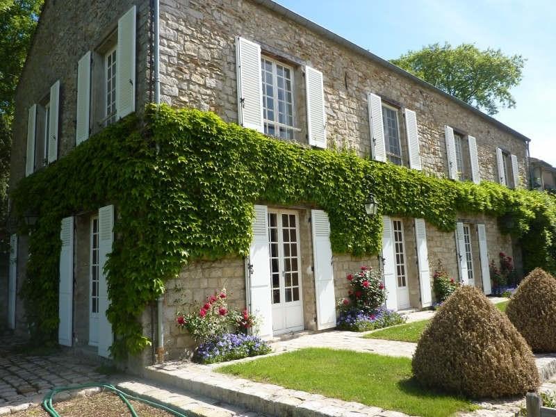 Vente maison / villa Chailly en biere 985000€ - Photo 2