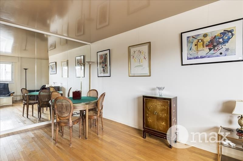 Sale apartment Levallois perret 449 000€ - Picture 2