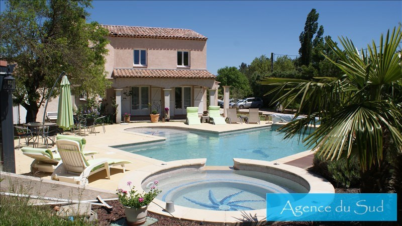 Vente de prestige maison / villa Nans les pins 560000€ - Photo 9