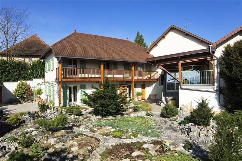 Vente de prestige maison / villa Morestel 450000€ - Photo 1