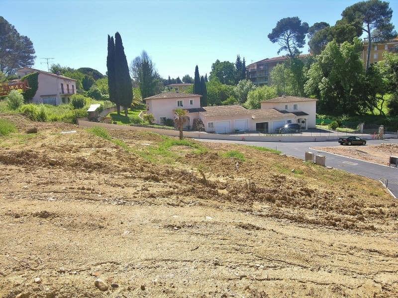 Vente terrain Cannes la bocca 215000€ - Photo 2