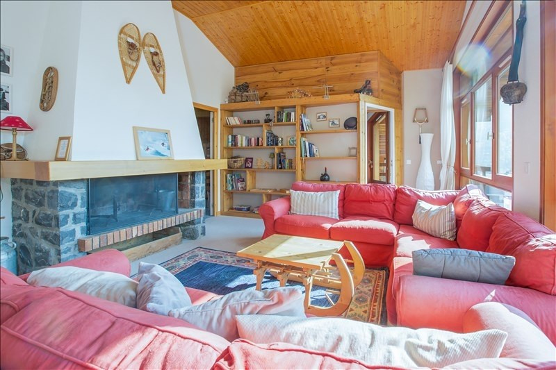 Verkoop van prestige  appartement Morzine 1350000€ - Foto 3