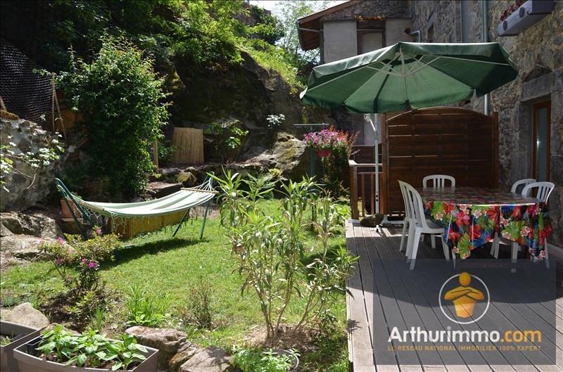 Vente maison / villa Annonay 150000€ - Photo 3