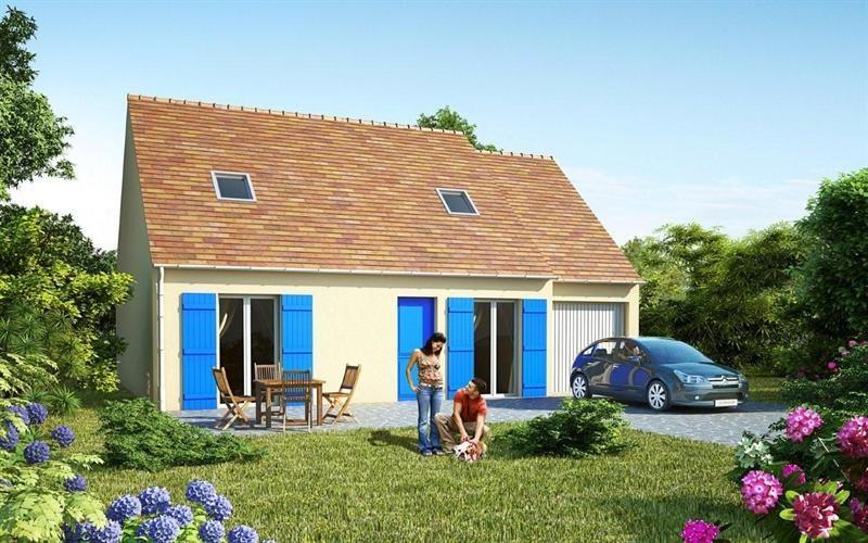 Maison  5 pièces + Terrain 1000 m² Le Vieil Evreux par MAISONS PIERRE