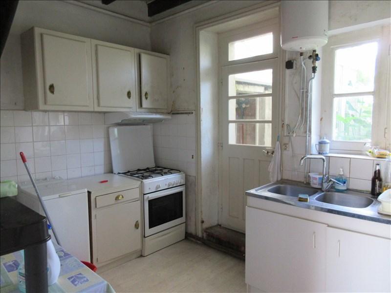 Vente maison / villa Pont-croix 80250€ - Photo 4
