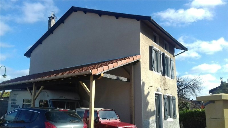 Vente maison / villa Vaulx-milieu 256000€ - Photo 2