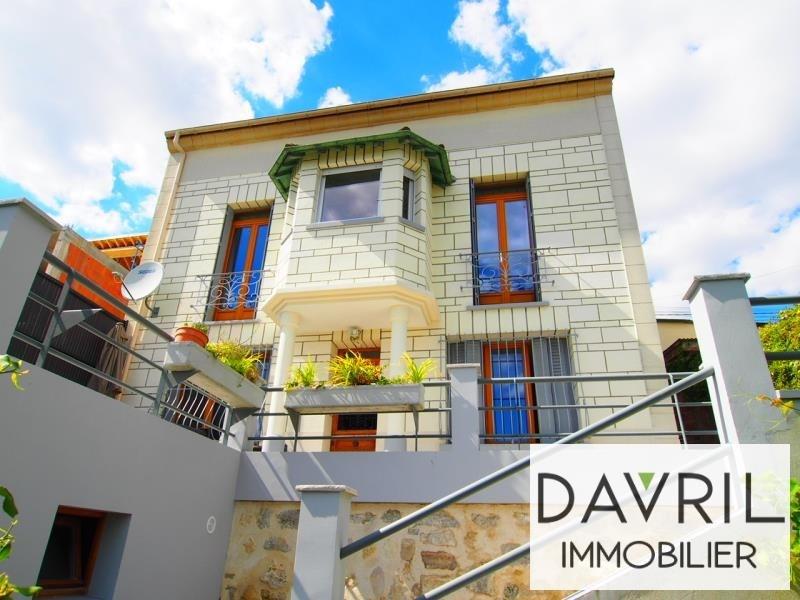 Vente maison / villa Conflans ste honorine 539900€ - Photo 1