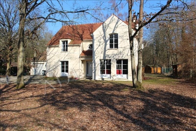 Deluxe sale house / villa Lamorlaye 676000€ - Picture 2