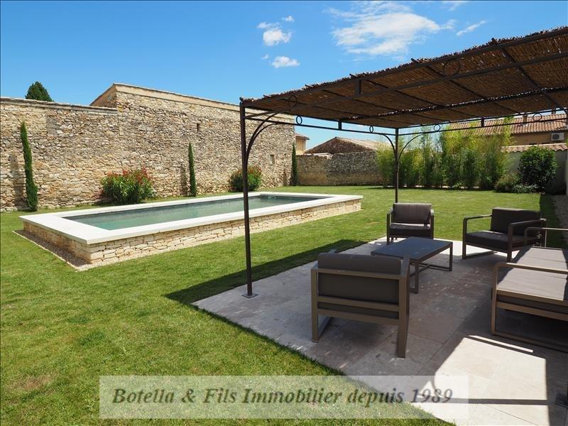 Deluxe sale house / villa Uzes 420000€ - Picture 4