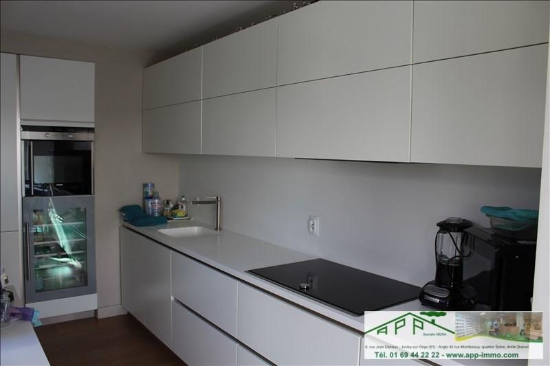 Vente appartement Juvisy 420000€ - Photo 2