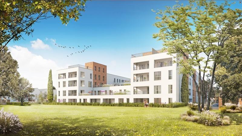 Vente appartement Toulouse 245000€ - Photo 1