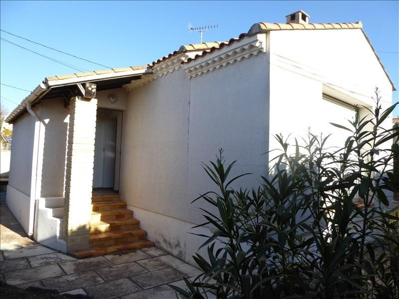 Sale house / villa Nimes 247000€ - Picture 1